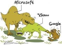 Шансы Microsoft купить Yahoo возросли, считает рынок