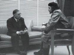 В Боливии показали дневники Эрнесто Че Гевары