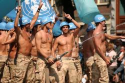 Геи в армии – явление нормальное