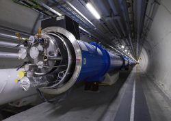 Большой адронный коллайдер запустят сегодня?