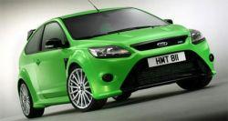 Ford представляет самый мощный Focus RS