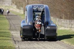 Машина для тренировки лошадей