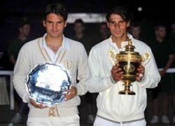 Финал Уимблдона-2008 признан величайшим за всю историю турнира