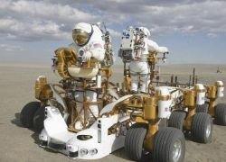 Будущее космических роботов
