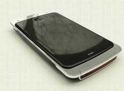 Концепт телефона Black Tab: в борьбе с влиянием iPhone