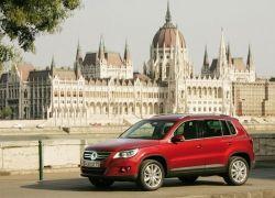 Volkswagen Tiguan российской сборки появится в продаже 1 августа