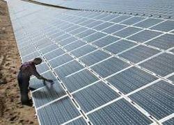 GM построит самую большую солнечную электростанцию