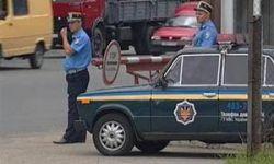 На Украине ГАИ обязали проверять на трезвость водителей-милиционеров