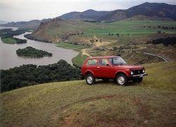 Новый внедорожник АВТОВАЗа появится в 2012 году