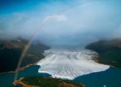 Ледник в Аргентине начал таять зимой