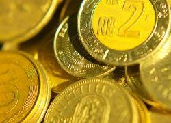 Нищенка сдала в банк 100 килограммов монет
