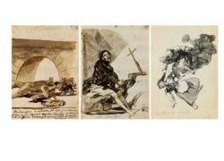 Три рисунка Франсиско Гойи проданы на Christie\'s за $7,9 млн.