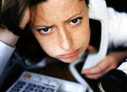 Полиция усмирила немку, которая болтала по телефону 30 часов