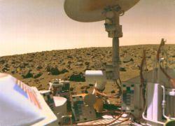 Марсианский аппарат Phoenix взял новые пробы грунта
