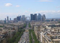 Париж утонет в небоскребах