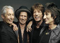 The Rolling Stones зарабатывают на приватных концертах больше всех