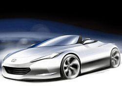 Honda разработала новый концептуальный родстер