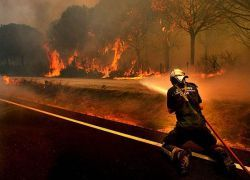 В Калифорнии объявлена дополнительная эвакуация