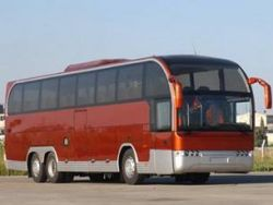 В Ленобласти ограблен туристический автобус