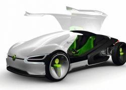 Volkswagen представил концепты 2028 года
