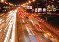 В Москве построят девять бессветофорных магистралей