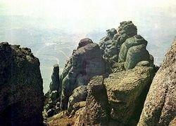 Чертова лестница - новый маршрут в Крыму