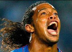Роналдиньо запретили участвовать в Олимпиаде