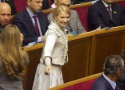 Блок Тимошенко снова заблокировал работу парламента