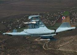 Грузинские самолеты вторглись в небо Осетии