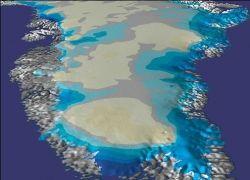 Движения льдов не затрагивают возрастание уровня мирового океана