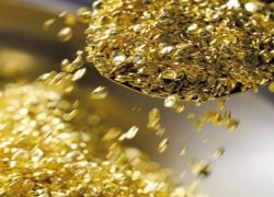 Новый гель делает золото из мусора