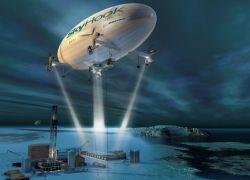Boeing построит крупнейший летающий грузовик
