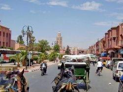 Европейцы все чаще отдыхают на курортах Марокко