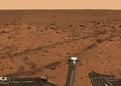 В 2018 году состоится полет на Марс и обратно