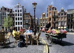 Что делать в Амстердаме без наркотиков