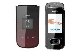 Nokia выпускает новые причудливые модели 8208 и 3608
