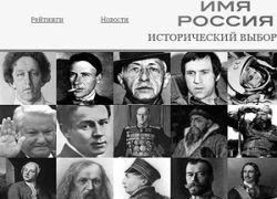 Сайт проекта «Имя России» подвергся хакерской атаке
