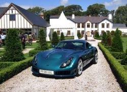 В Великобритании показали спорткар TVR Sagaris нового поколения
