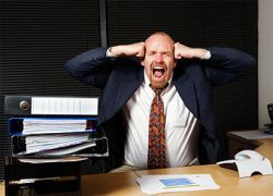 Работа доводит до нервного срыва половину американцев