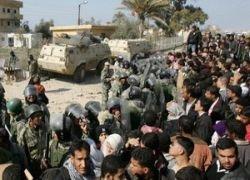 Египет стягивает войска к Рафиаху