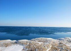 Охотское море теплеет