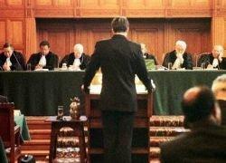 МИД России предложил распустить Гаагский трибунал