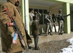 В Афганистане в результате ошибки ранены 9 британских солдат