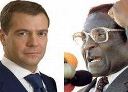 Каспаров сравнил Медведева с диктатором Зимбабве