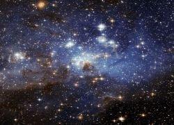 Астрономы обнаружили галактику, генерирующую до 4 000 звезд в год
