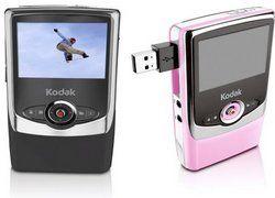 Kodak Zi6 - карманная HD-камера