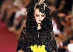 В Париже завершилась самая холодная Неделя высокой моды
