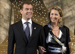 Японский дебют: новые наряды Светланы Медведевой