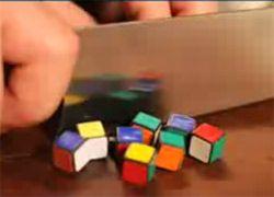 Как приготовить обед из кубика Рубика?
