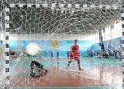 На чемпионате по мини-футболу россияне сразятся с бразильцами